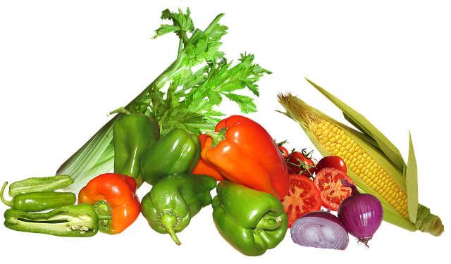 Gemüse zur Fettverbrennung
